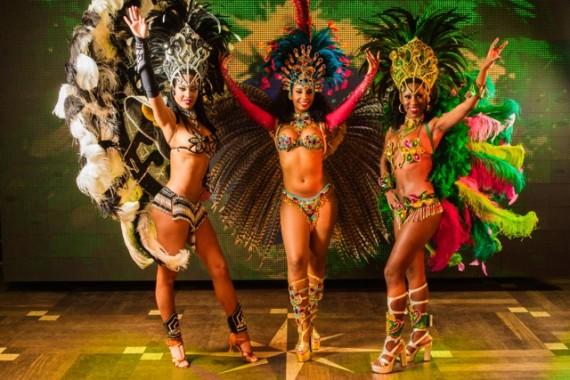 Ballerini brasiliani per feste