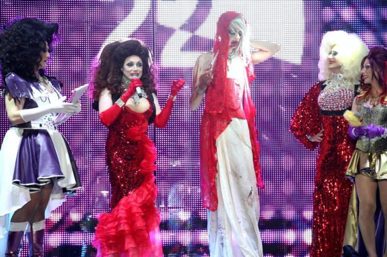 Spettacolo Drag Queen per feste