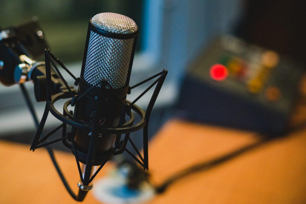 Laboratorio di radio e podcast