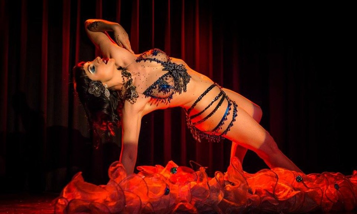 Ballerine burlesque per eventi